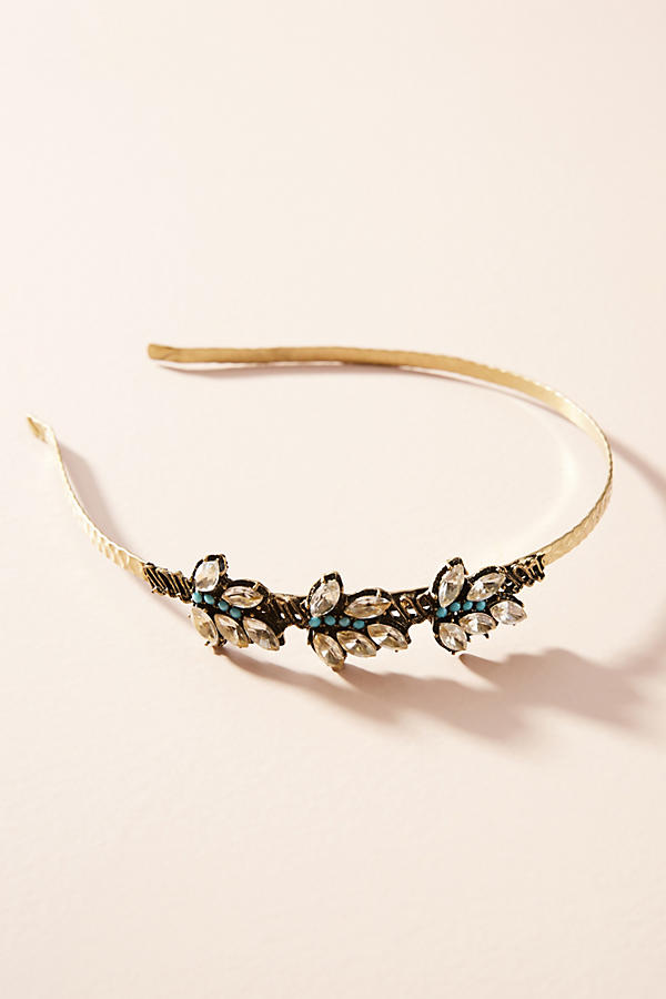 Sea Flower Headband - Anthro